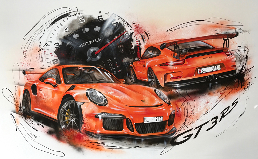 GT 3 RS